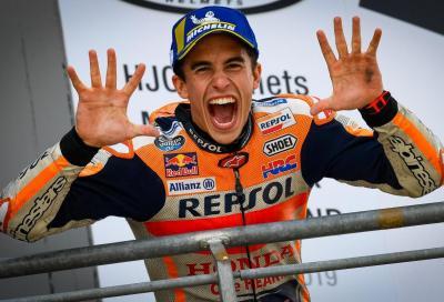 """Marquez: """"I rivali sono forti, ma noi siamo sempre lì davanti"""""""