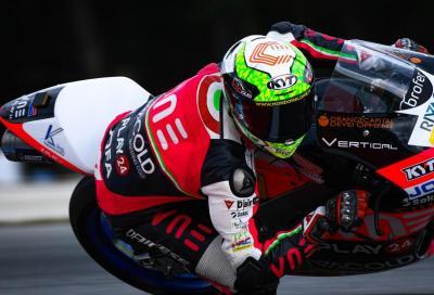 Arbolino festeggia 19 anni con la pole a Brno