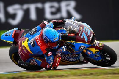 Alex Marquez vince a Brno, primo podio per Bastianini e Di Giannantonio