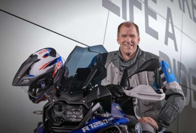 Cambio al vertice in casa BMW Motorrad