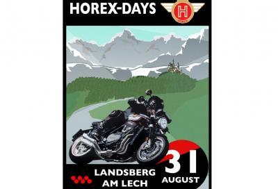 Horex Days 2019, al via la grande festa della Casa tedesca