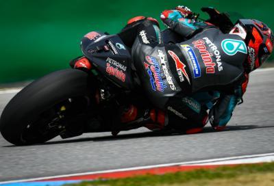 Yamaha lascia il segno nei test MotoGP di Brno
