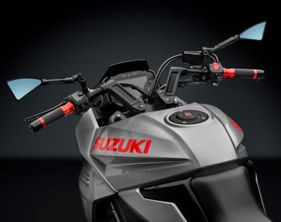 Accessori Rizoma per Suzuki Katana