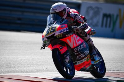 Fenati torna alla vittoria, sua la gara della Moto3 in Austria