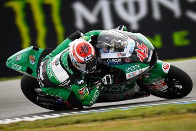 Moto2: pole e record della pista in Austria per Nagashima