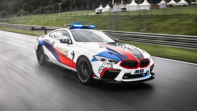625 CV per la nuova Safety Car della MotoGP