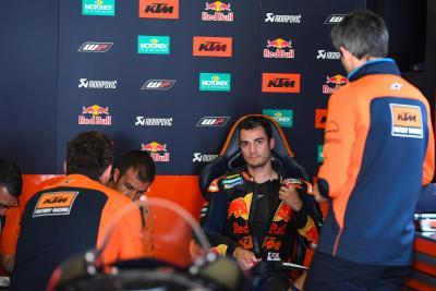 Zarco out. A KTM serve un pilota e Dani Pedrosa…