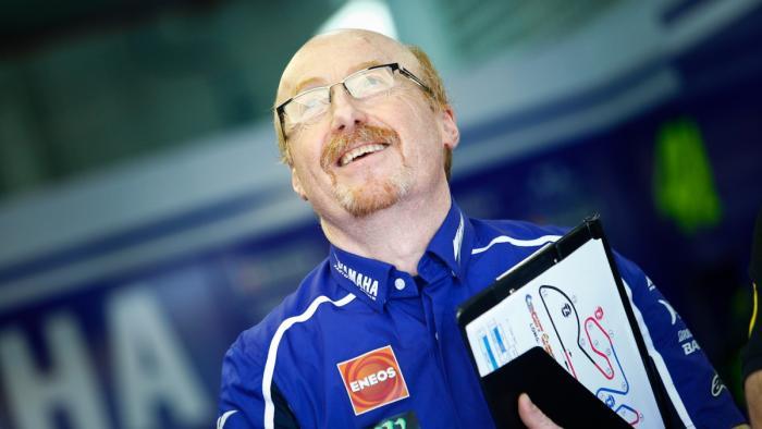 """Galbusera: """"Colpa nostra. Con la moto adatta, Rossi può pensare al titolo"""""""