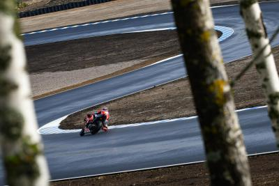 MotoGP: le prime impressioni dei tester al KymiRing