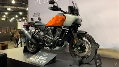 Harley-Davidson Streetfighter e Pan America pronte al lancio