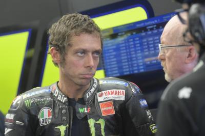 """Rossi: """"Sono deluso. Avrei voluto lottare per il podio"""""""