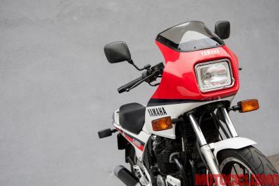 Yamaha XJ 600, vento di cambiamenti