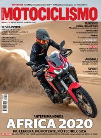 Motociclismo di ottobre 2019 è in edicola