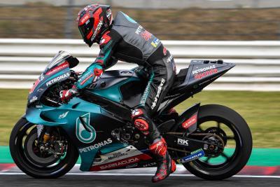 Test MotoGP: Quartararo ancora al top a Misano