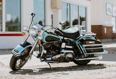 Niente record per l'Harley di Elvis, ma che prezzo!
