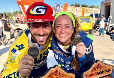 Transanatolia 2019: un trionfo per Maurizio Gerini e Francesca Gasperi
