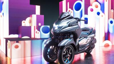 Yamaha presente allo Street Show di Milano