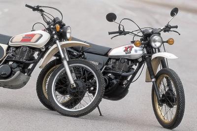 Yamaha XT 500: la fuoristrada che tracciò la strada