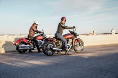 Le nuove Indian Scout Bobber Twenty e Scout 100th Anniversary