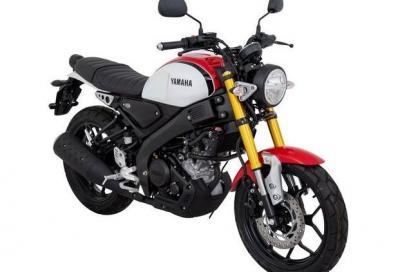 Dall'oriente arriva la nuova Yamaha XSR155