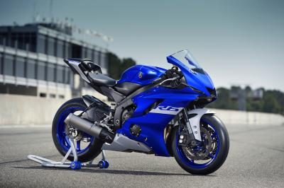 Nuovi colori 2020 per le sportive Yamaha