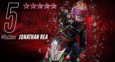 Jonathan Rea batte il Cinque: storia del Campione del Mondo SBK 2019
