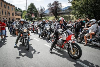 Grande successo per Moto Guzzi Open House 2019, ecco le foto