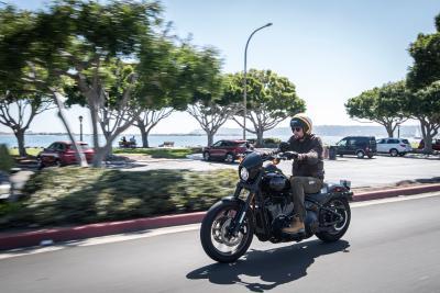 Harley-Davidson Low Rider S 2020, che muscoli!