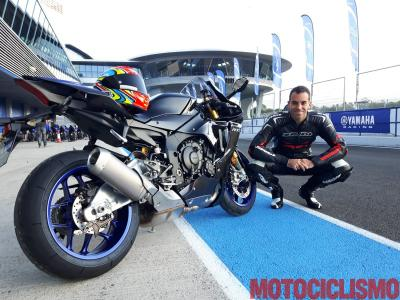 Yamaha R1 e R1M 2020: step by step