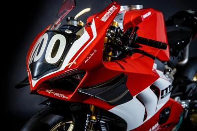 """Ecco la Ducati Panigale V4 R """"Endurance"""""""
