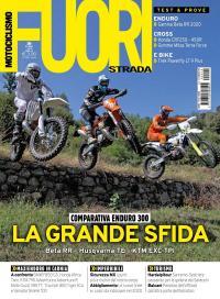 Motociclismo FUORIstrada di ottobre 2019 è in edicola