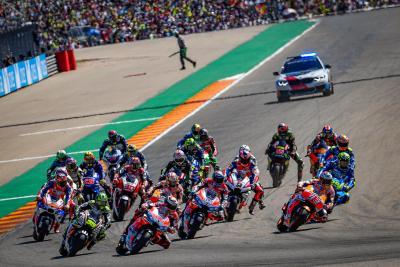 Orari TV MotoGP 2019, Aragon