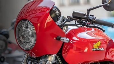 Honda CB1100RS 5Four Custom: ispirata al passato