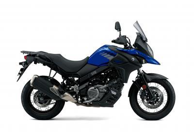 Nuove livree per la Suzuki V-Strom 650 2020