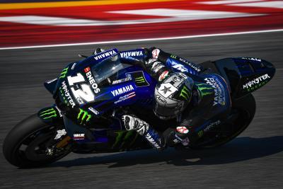 Yamaha alla riscossa nelle FP2: Viñales 1°, Rossi 2°, Quartararo 3°