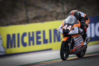 Canet prende il largo al MotorLand, Foggia torna sul podio