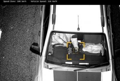 L'intelligenza artificiale contro l'uso degli smartphone al volante