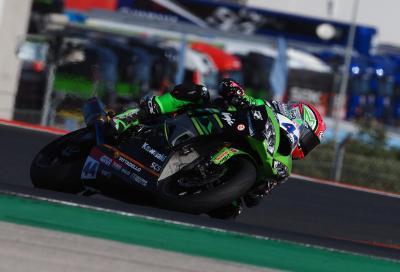 Mahias centra la sua prima vittoria con Kawasaki