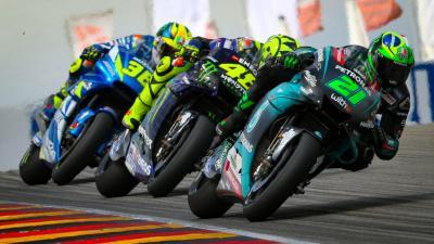 Orari TV MotoGP 2019, Buriram