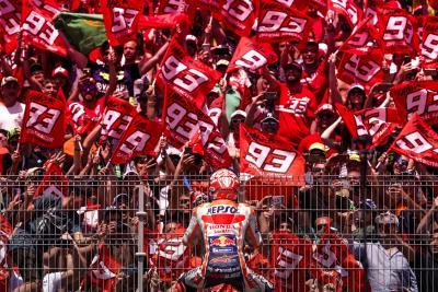 Marquez vince il mondiale in Thailandia se…