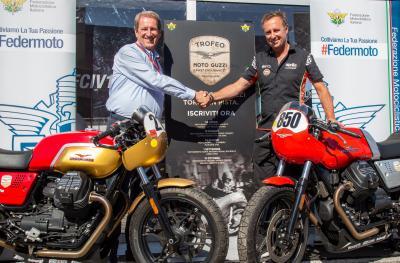Trofeo Moto Guzzi Fast Endurance anche nel 2020