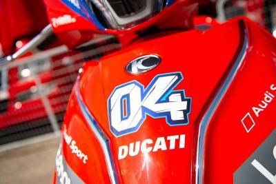 Kymco fornitore Ducati Corse in MotoGP e Superbike