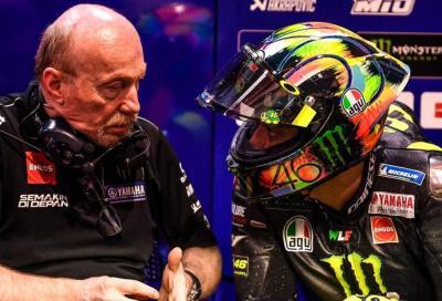 Galbusera abbandona Rossi, al suo posto un nuovo capo tecnico