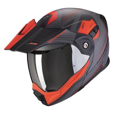 Nuove livree 2020 per il casco Scorpion ADX-1