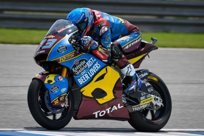 Moto2: Alex Marquez centra la quinta pole consecutiva