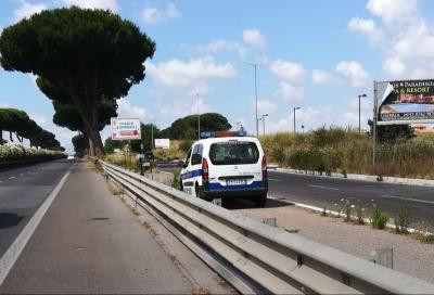 Roma, motociclisti in strada per protesta
