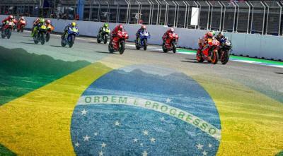 La MotoGP torna a Rio de Janeiro nel 2022