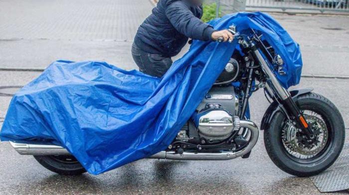 Non è BMW a far cadere i veli: le foto della nuova R18 in anteprima!