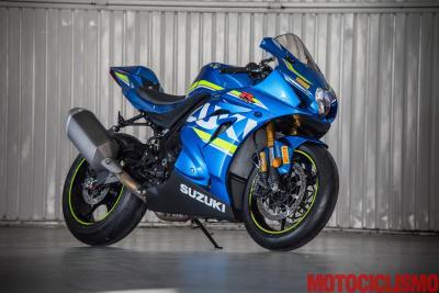 Suzuki richiama la GSX-R1000 per un problema all'ABS