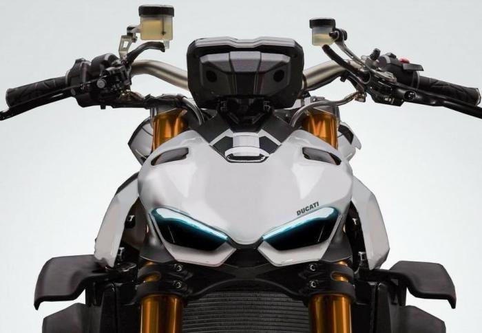 208 CV e 178 kg per la nuova Ducati Streetfighter V4